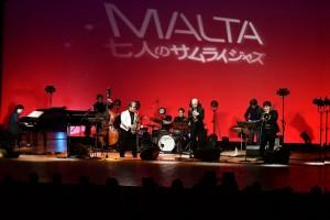 MALTA七人のサムライジャズ