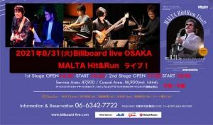 MALTA Hit&Run Live !